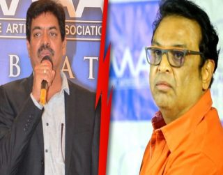 Shivaji Raja launches attack on Naresh