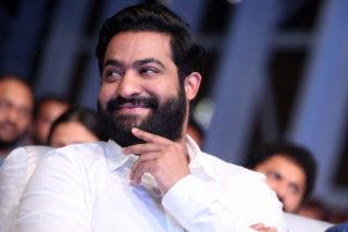 NTR to Romance a Foreign Actress!