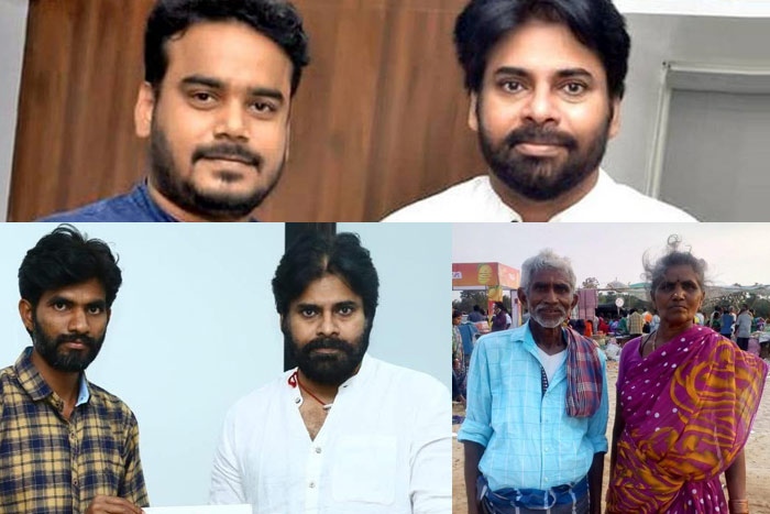 Pawan's MLA Candidates: Laborer's Son & Bus Conductor's Son