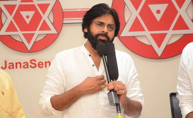 Jana Sena Announces first list of candidates