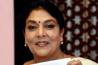 Renuka Chowdary To Contest From Khammam