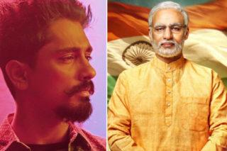 Hero Siddharth takes a dig at Modi's Biopic Trailer