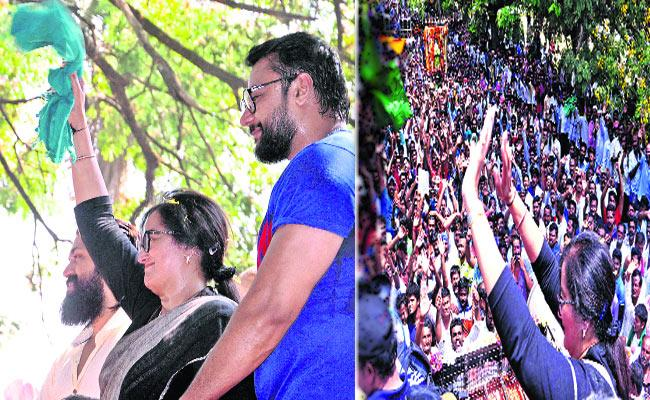 BJP to back Sumalatha in Karnataka's Mandya