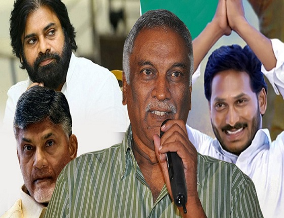 Another Wicket Down: Sr Director Starts Jagan Bhajana