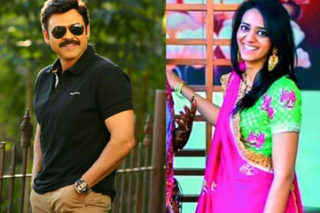 Venky Picks Rajamouli's Choice For Daughter