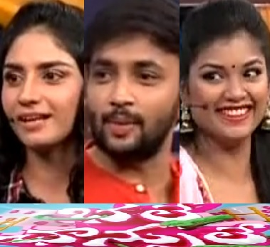 Suma's Bhale ChanceLe Show – E8 – 19th April – Sandra, Krishna, Samyuktha