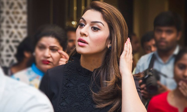 Has Hansika's Time Changed Again!?