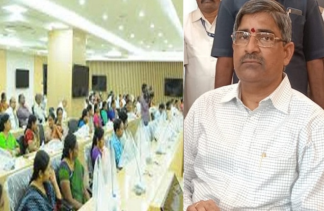 IAS officers meeting raises eyebrows