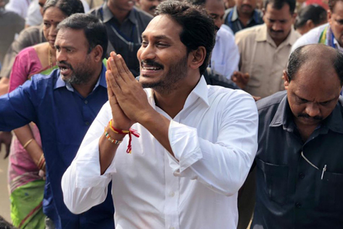 YS Jagan goes to Swiss for a vacation