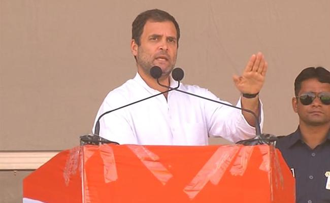 Vote for TRS will be vote for Modi: Rahul