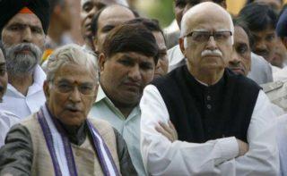 Will BJP listen to Advani's advice?