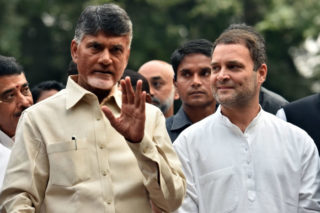 Demonestisation is 'Tughluq plan' of Modi: Chandrababu