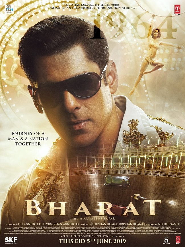 Pic Talk: Salman goes back to his 90s' look for 'Bharat'