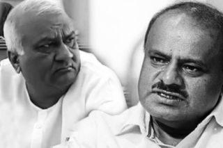 BJP leader calls Karnataka CM, A Buffalo!
