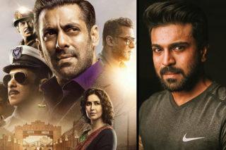 Ram Charan Lends His Voice For Salman