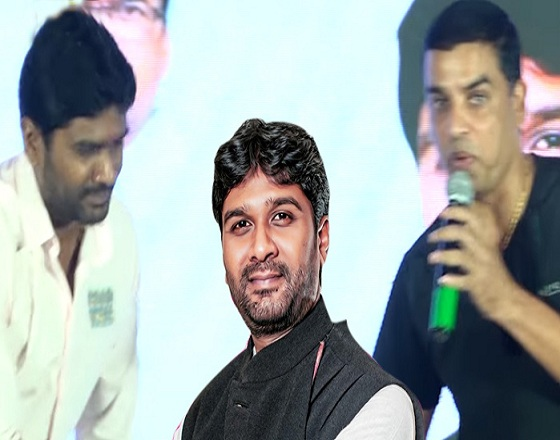 Dil Raju extends support to TRS MP candidate