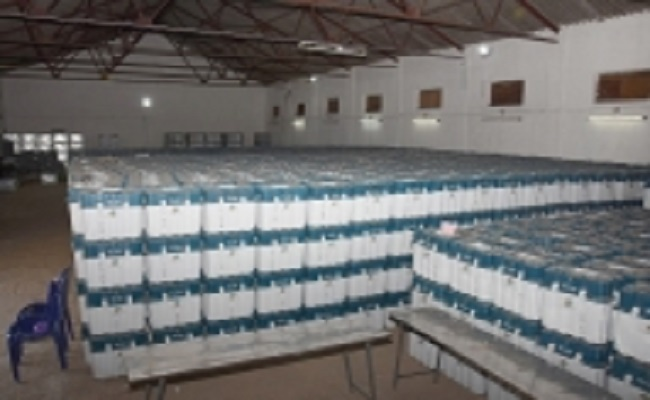 Nizamabad may enter Guinness Book with record EVMs