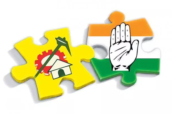 Is TDP funding Congress' TV ads?