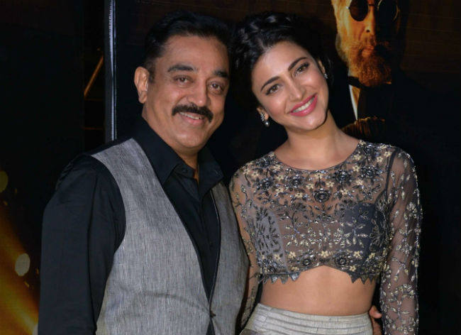 Shruti Talks On Her Father's Political Entry