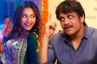 Manmadhudu Worried With Rakul Preet's Film?