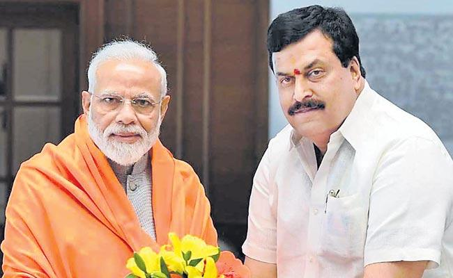 Reddys coming together to oust KCR through BJP!