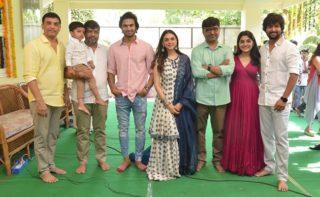 Aditi Rao Hydari, Sudheer Babu reunite for 'V'
