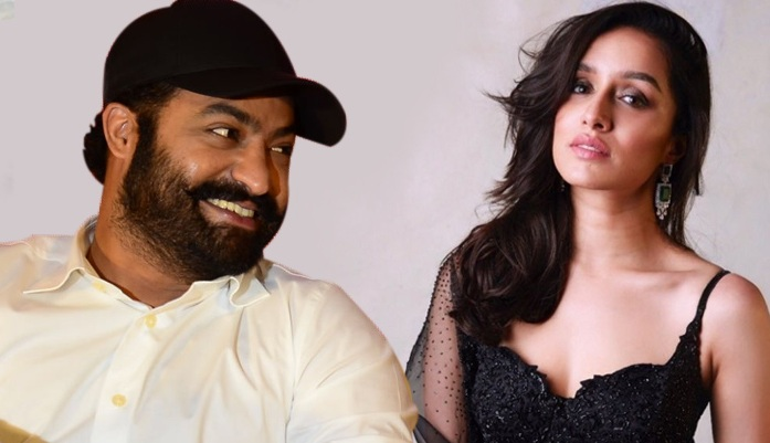 Bollywood Beauty Roped In For NTR?