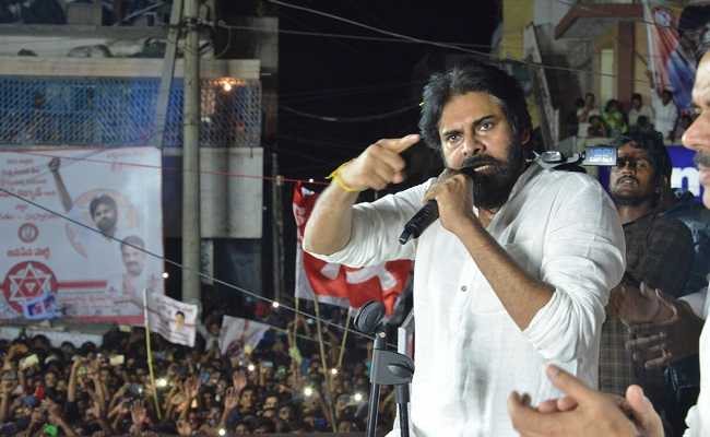 Janasena's Debut: Less Than 5, Less Than 10, Less Than 15?
