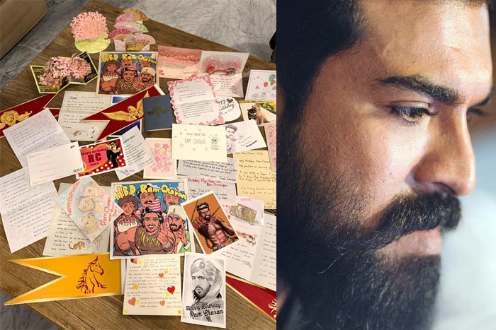 Japan Fans' Sweet Surprise for Ram Charan