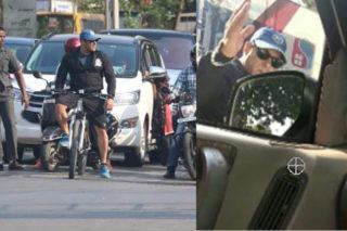 Salman Did A Balakrishna, Complaint Filed