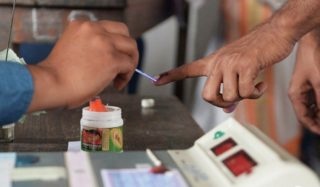 Second phase of polling underway