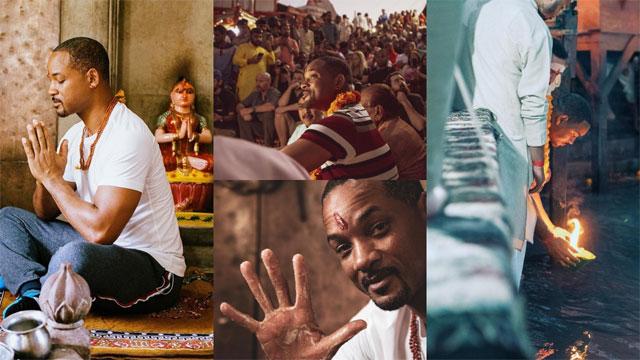Indian Spirituality Makes Hollywood Superstar Find Himself!