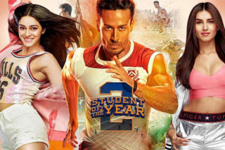 'SOTY 2' Posters Trolled for Unusual Outfits