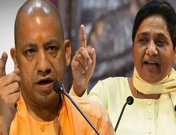 Mayawati & Yogi barred from election campaign