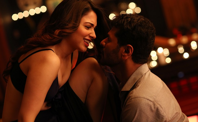 Tamannah's Spicy Song Goes Viral