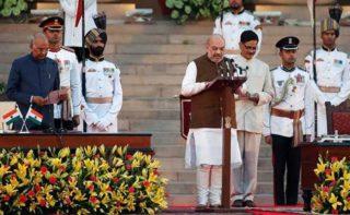 Shah gets Home, Rajnath Defence, Nirmala Finance