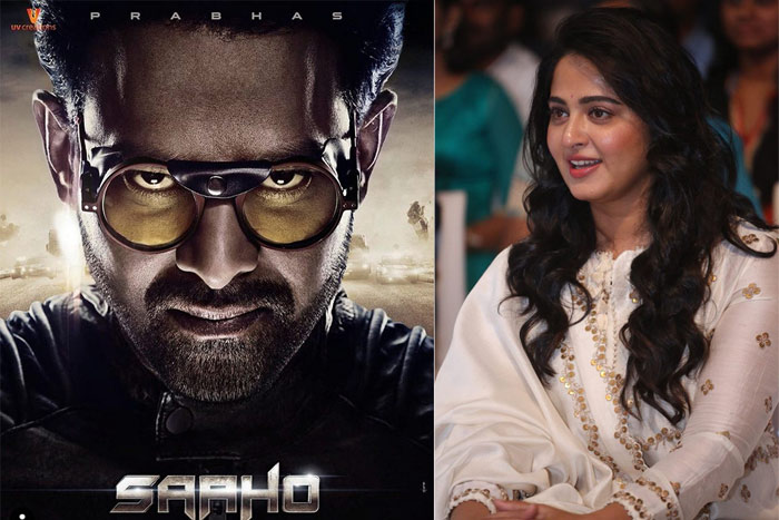 Anushka Spoke Her Heart Out on Saaho Poster