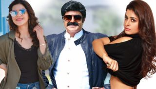 'Ruler' Balayya To Romance Two Youngsters