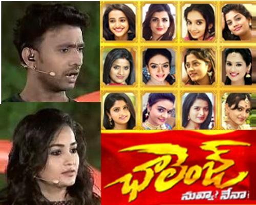 Challenge Nuvva Nena Show – 16th June – Adire Abhi & Madhavi Latha