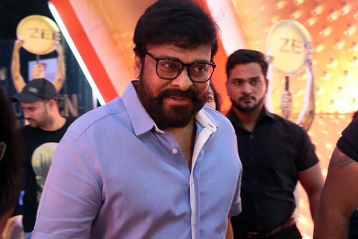 Industry Buzz: Chiranjeevi's Special Treat To Media
