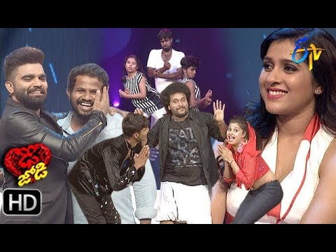 DHEE Jodi (Dhee 11) – Sudheer, Rashmi – E45 – 17th Jul – QUARTER FINALS