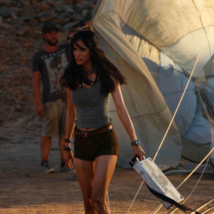 Pics: Mahesh Babu's Thums Up Girl Diva
