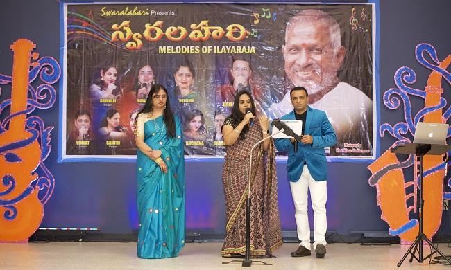 'Ilayaraja Melodies' in Atlanta, uniquely presented!