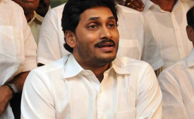 Jagan already getting CM's attention!