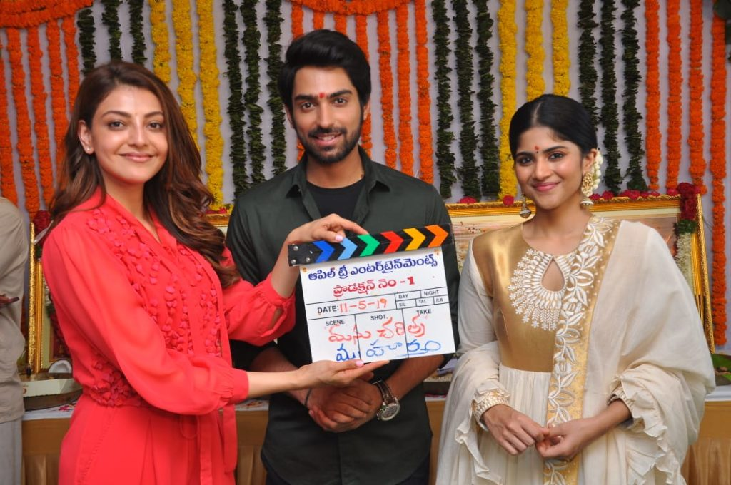 Pic Talk: Kajal claps for her manager's production