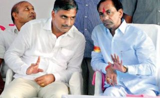 KCR pays 'heavy price' for ignoring Harish!