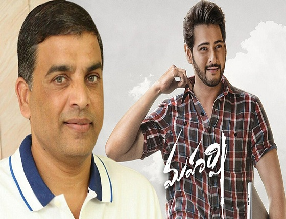 Maharshi In A Day- IT Raids On Dil Raju's Office