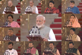 Modi 2.0: Amit Shah – Home, Nirmala Sitaraman – Finance, Rajnath Singh – Defence