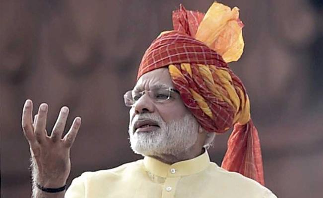 Dubai-based Indian names newborn son 'Narendra Modi'