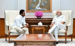 Modi congratulates Jagan, assures full cooperation